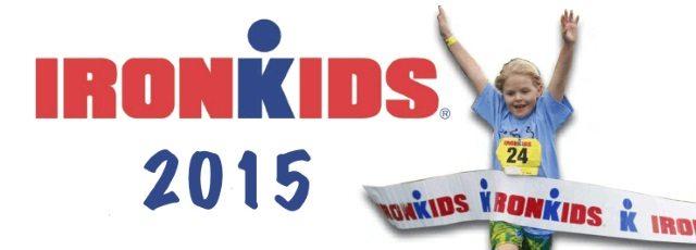IRONKIDS 2015 finish line