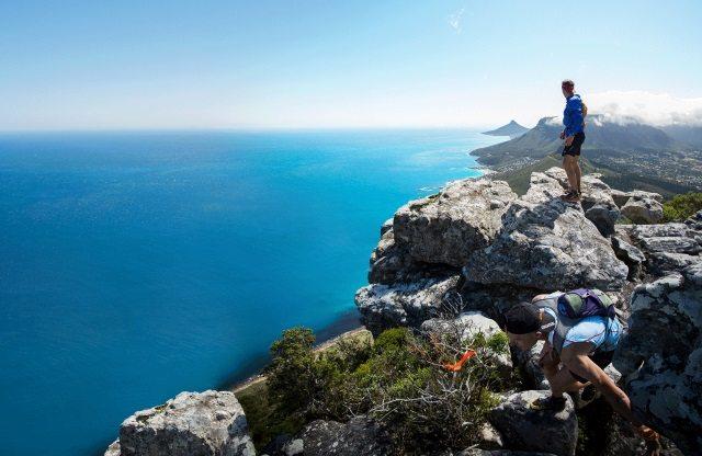 Ultra-trail Cape Town 2