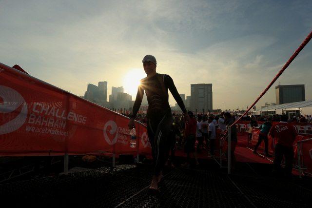 Challenge Bahrain - swim
