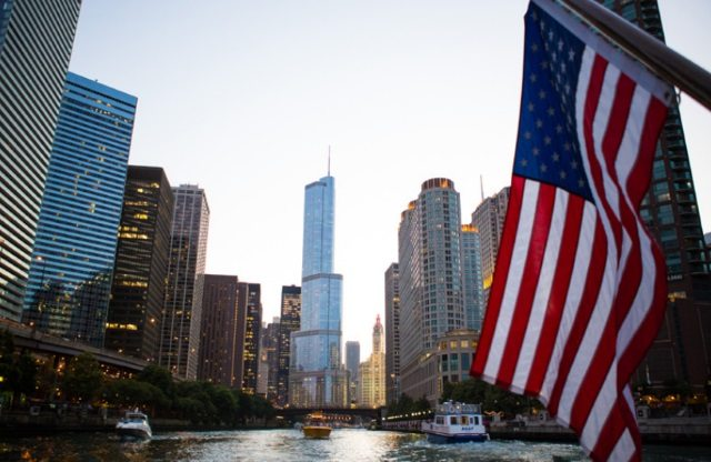 Downtown Chicago - photo ITU
