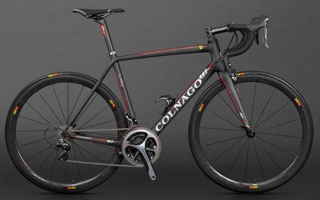 Colnago V1r - black-red