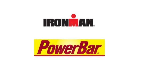 Ironman and new PowerBar logo