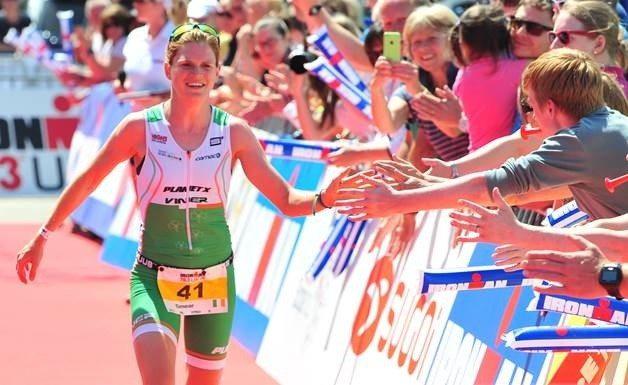 Three-time IMUK 70.3 winner and 2014 Irish Triathlete of the year Eimear Mullan-