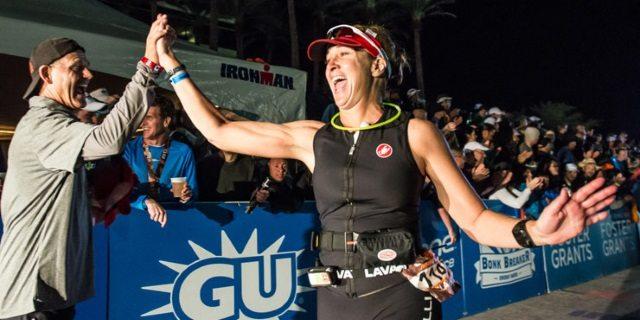 Women for tri - female IRONMAN finisher - Photo Nils Nilsen