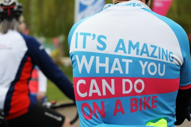 Action 100 - cycling for Action Medical Research