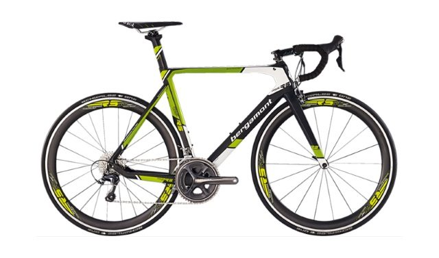 Bergamont Prime RS road bike