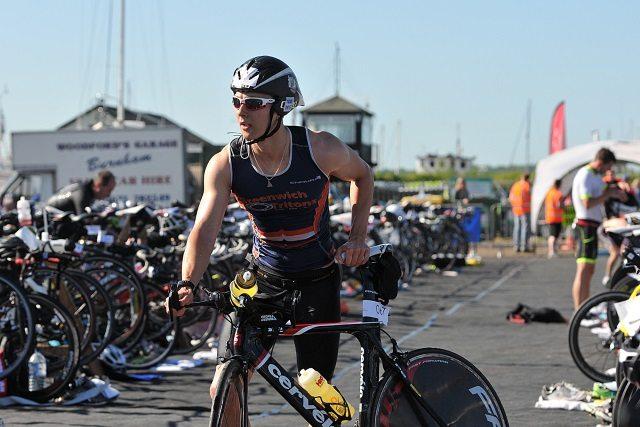 Fambridge Yacht Haven Middle Distance Triathlon