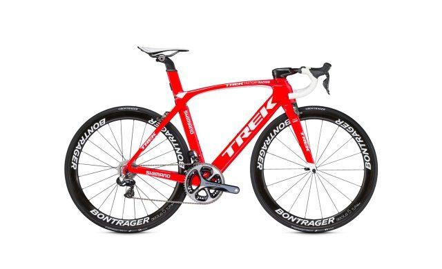 fa58e2957a7 Redesigned Trek Madone is billed as 'Ultimate Race Bike ...