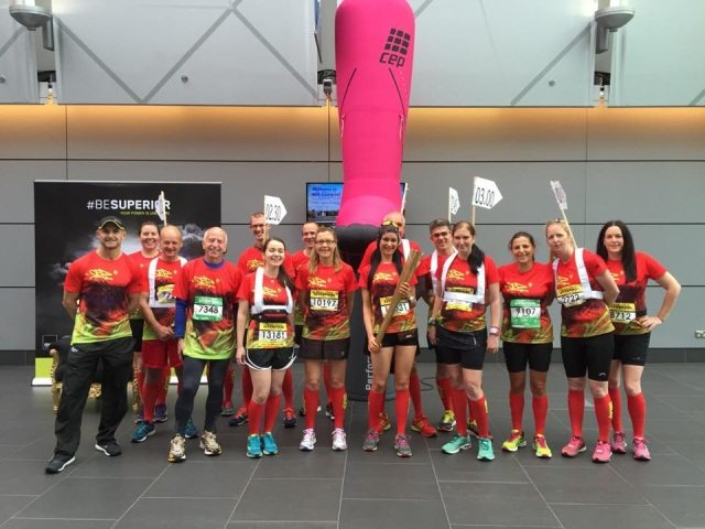 CEP Compression and Runners Need launch RunwithCEP events