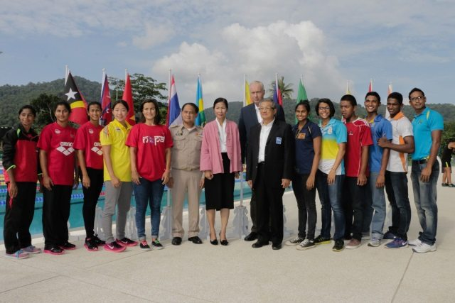 Thanyapura Phuket is first Official FINA Training Centre in Southeast Asia