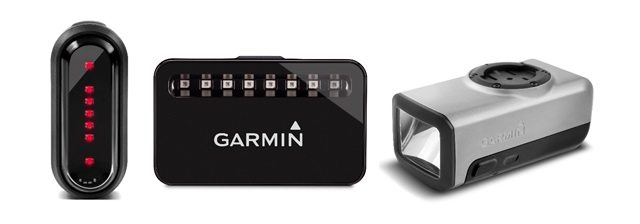 Varia line of smart cycling devices from Garmin