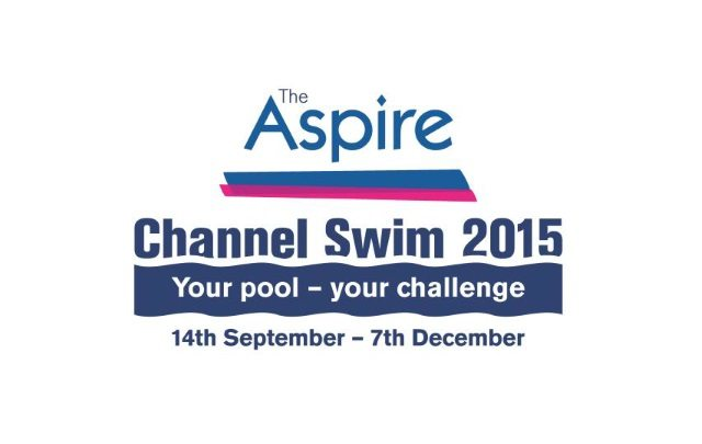 Aspire Channel Swim 2015