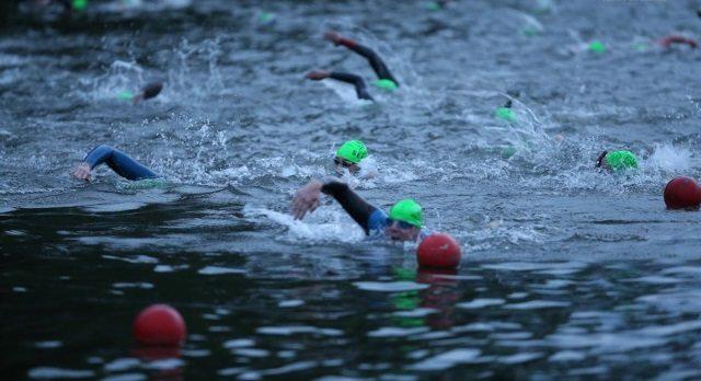 Henley Swim - swimmers