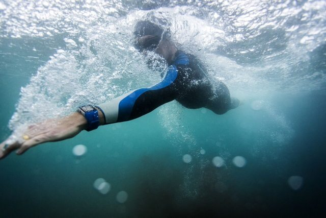 Open water swimming feature added to Polar V800 ...