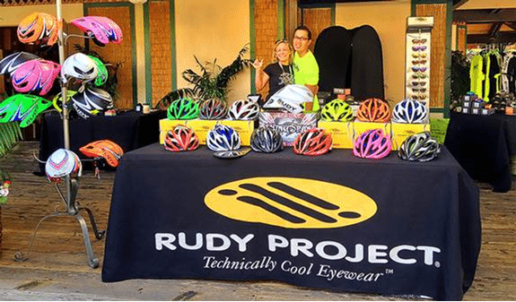 Rudy Project event stand