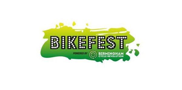 Birmingham BikeFest logo