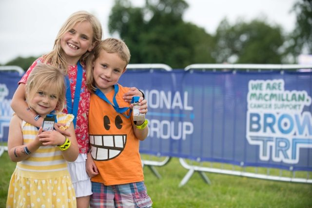 The Collective Kids Duathlon at The Brownlee Tri