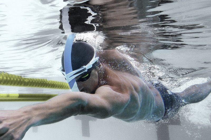 New Aqua Sphere MP brand Focus Snorkel