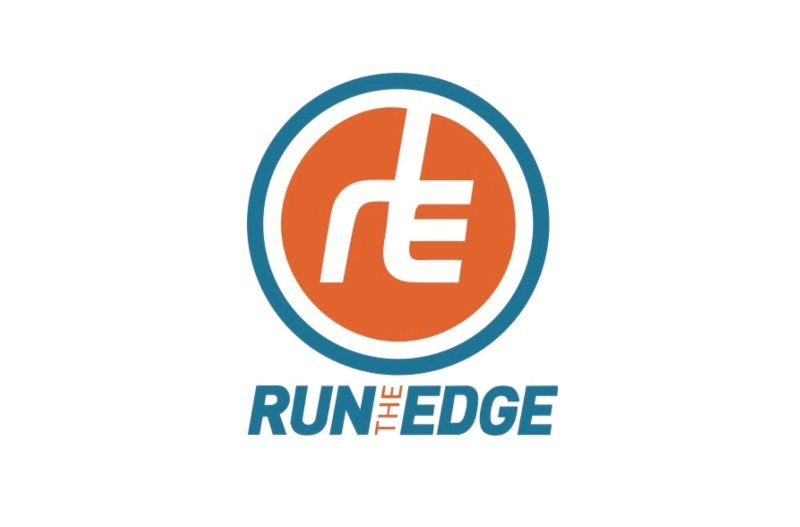 Run The Edge logo