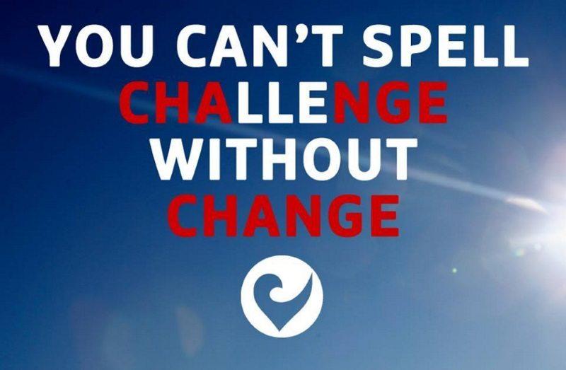Challenge Family - Change banner