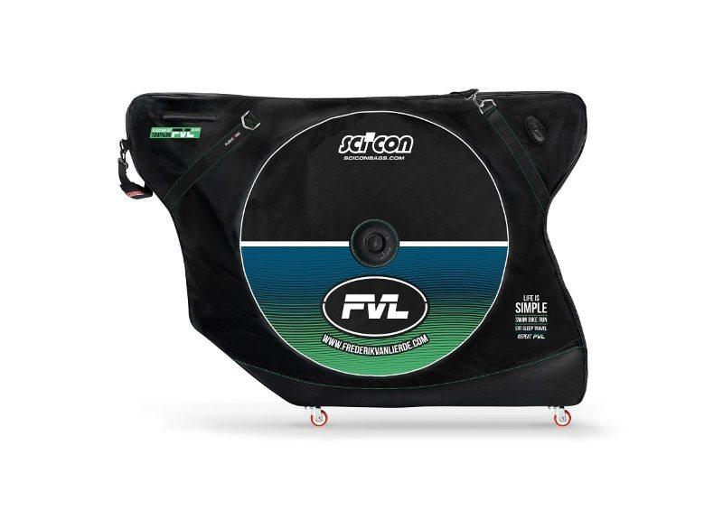 Frederik Van Lierde and Scicon - Aercomfort TRI FVL