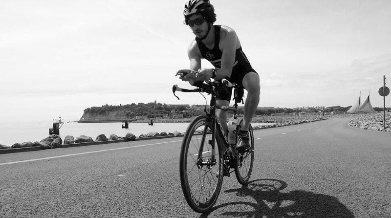 Always Aim High - bike course