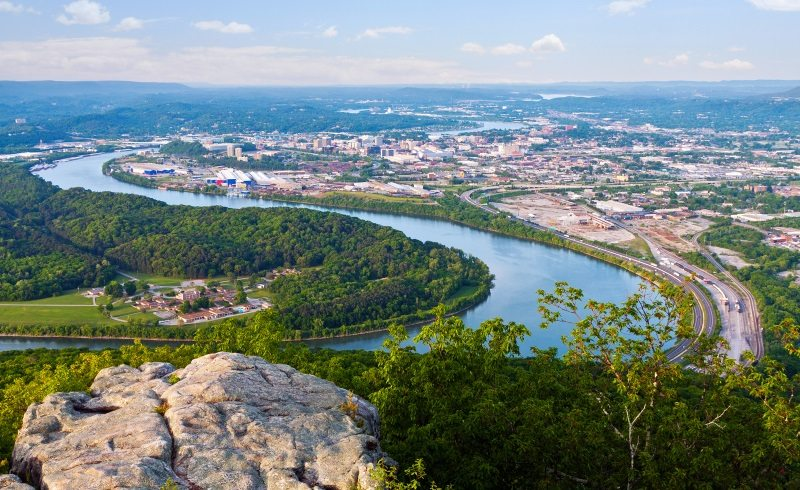 Chattanooga - photo credit IRONMAN