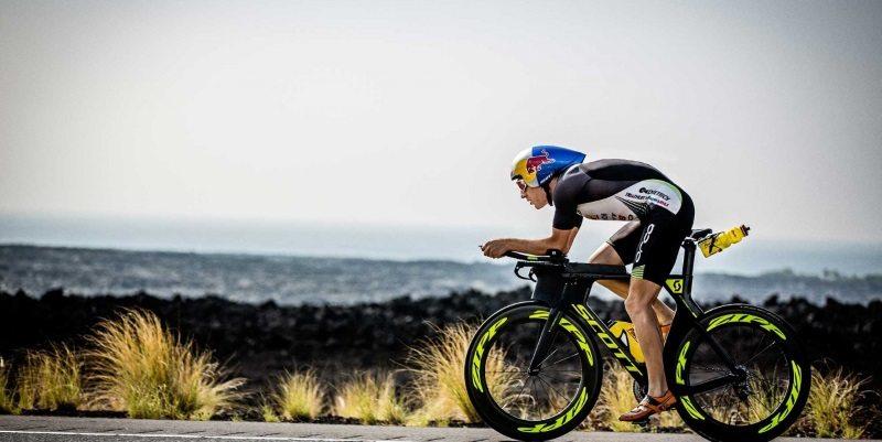 Sebastian Kienle - IM Hawaii 2014 - photo SCOTT Sports
