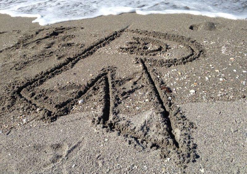 Rev3 in the sand