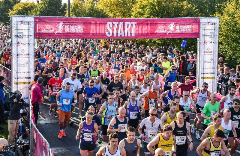 Plusnet Yorkshire Marathon 2015