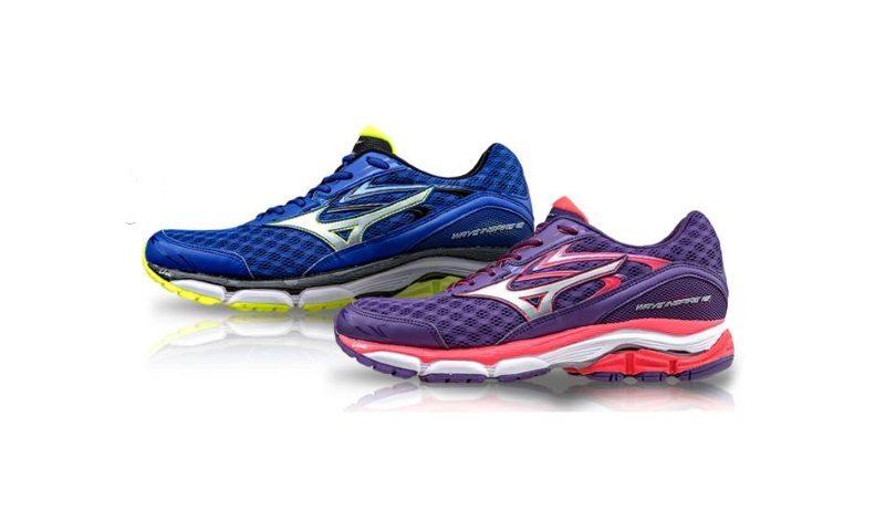 New Mizuno Wave Inspire 12 run shoes