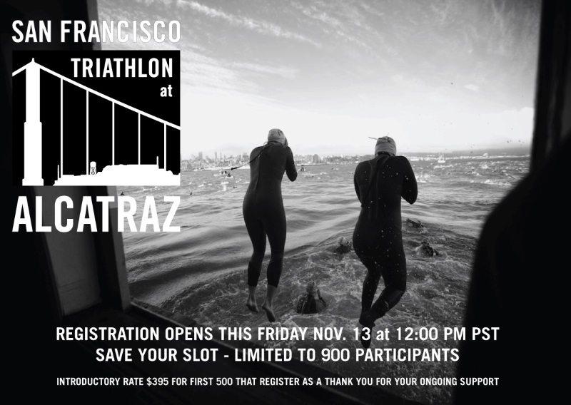 Tri-California brings back San Francisco Triathlon at Alcatraz 3
