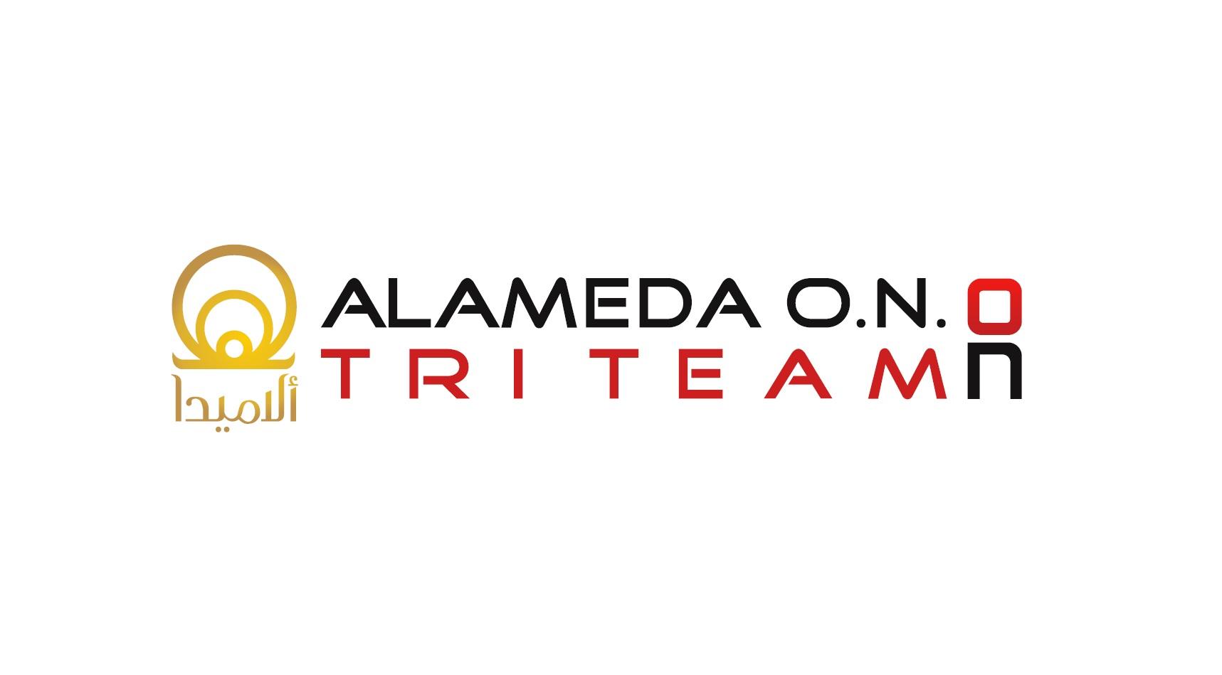 Alameda o.n. Triathlon Team logo