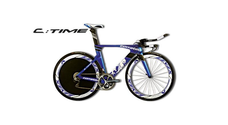Corratec C-Time - time trial bike