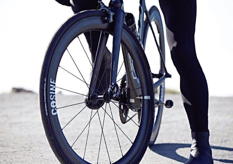 New Wiggle COSINE wheelset