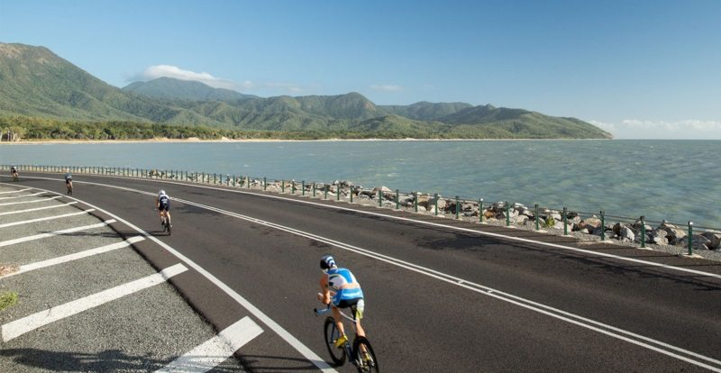 IRONMAN Cairns bike course - photo credit WTC-IRONMAN