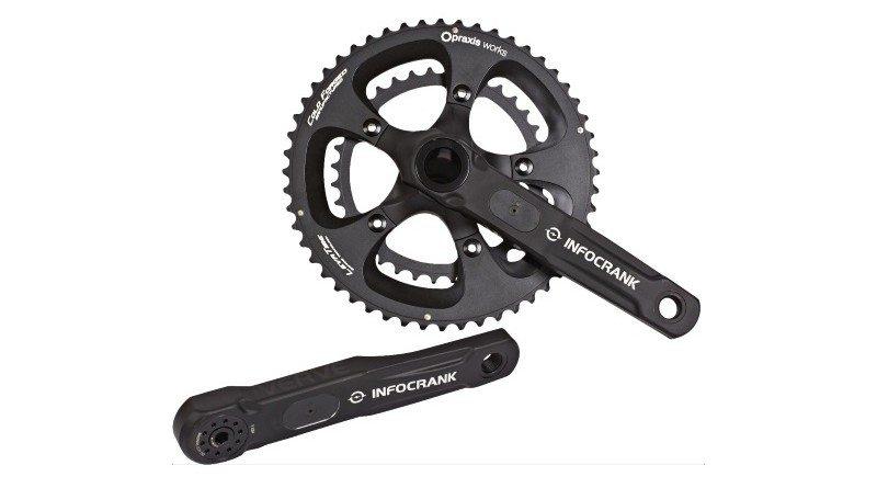 Verve Cycling InfoCrank