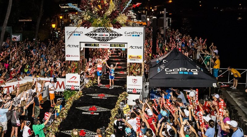 IRONMAN World Championship - Kona, Hawaii - photo credit - WTC-IRONMAN