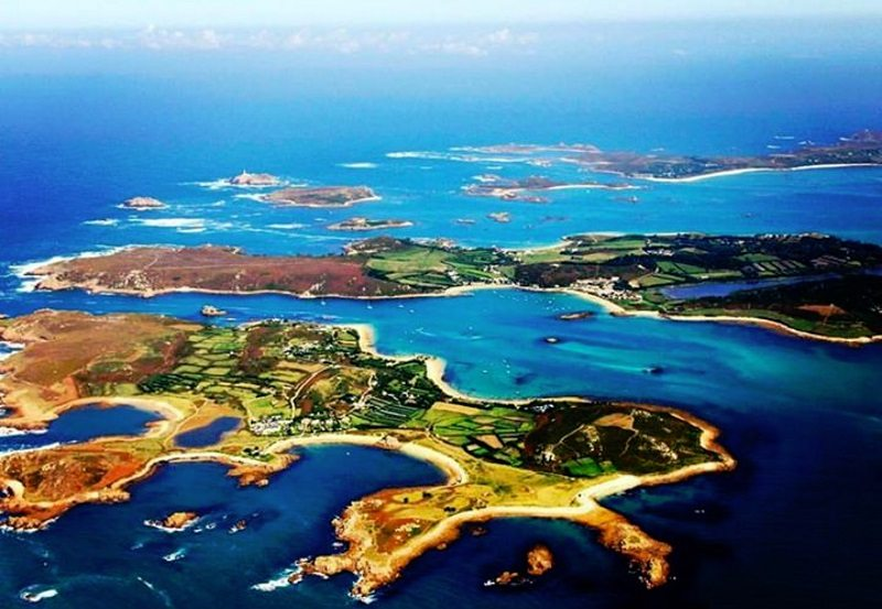 Isles of Scilly, OTILLO Swimrun World Series event hits the UK