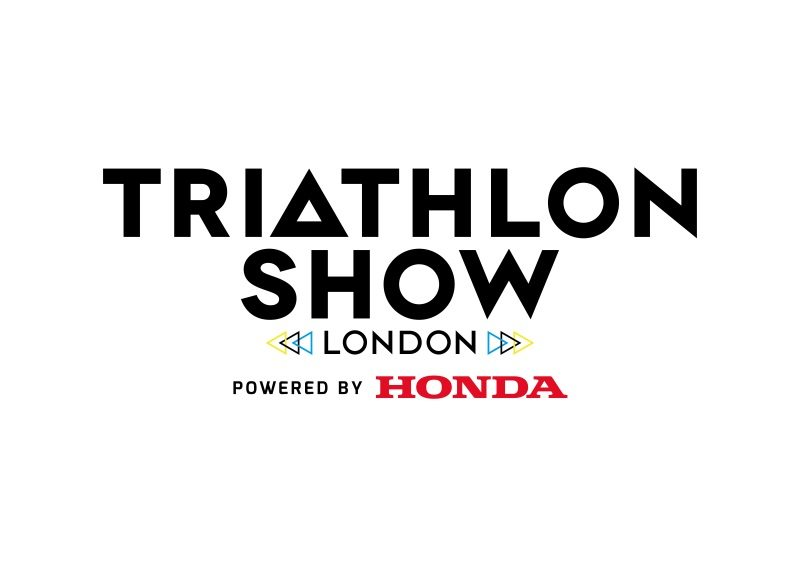 Triathlon Show London 2016 powred by Honda logo