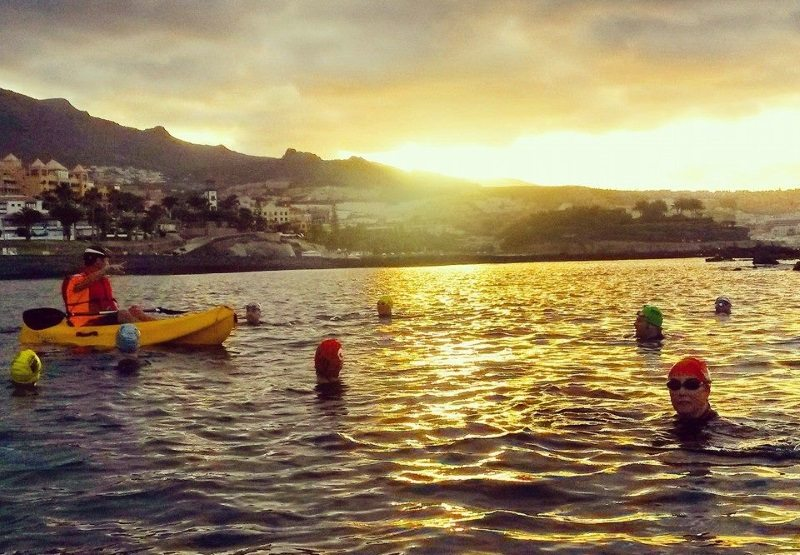 Tenerife Open Water Swimming
