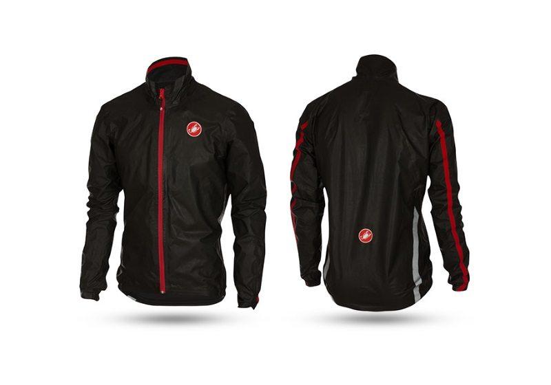 New Castelli Idro jacket