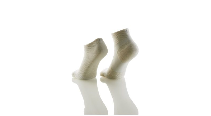 C3fit Paper Fiber Arch Support Short Socks