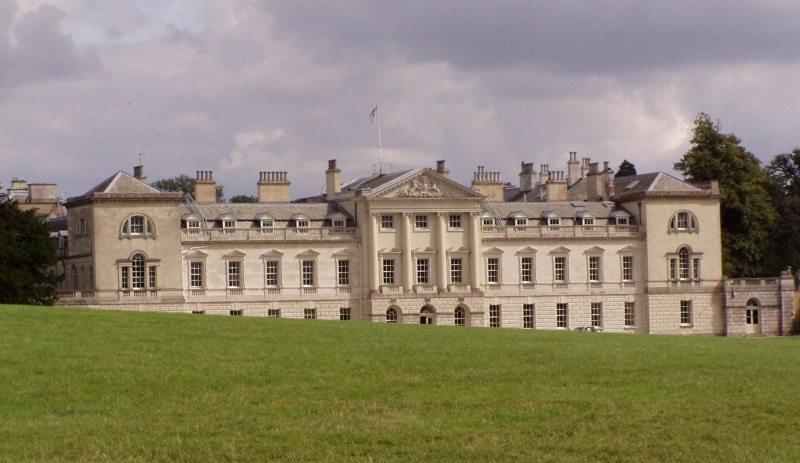 Woburn Abbey - photo credit Wikipedia