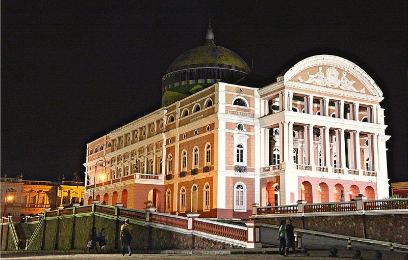 Amazonas Theatre Manaus