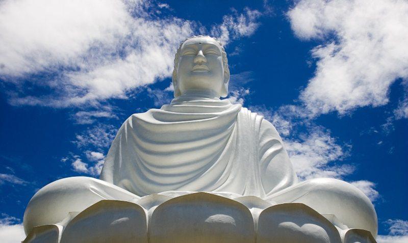 Buddha statue Nha Trang