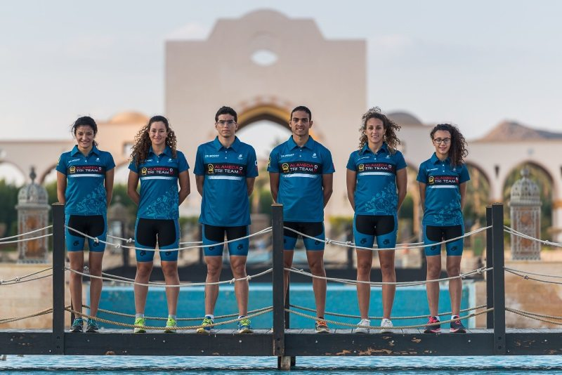 Alameda o.n. Triathlon Team members