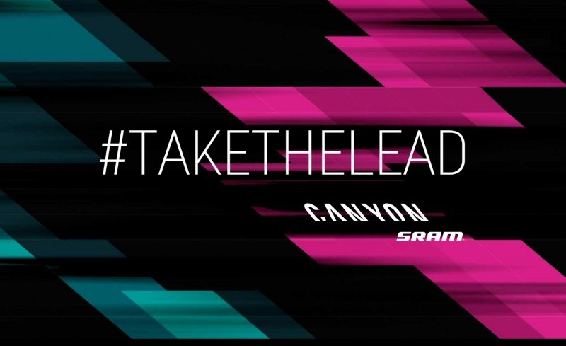CANYON SRAM Racing banner