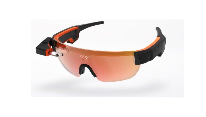 Solos smart eyewear from Kopin