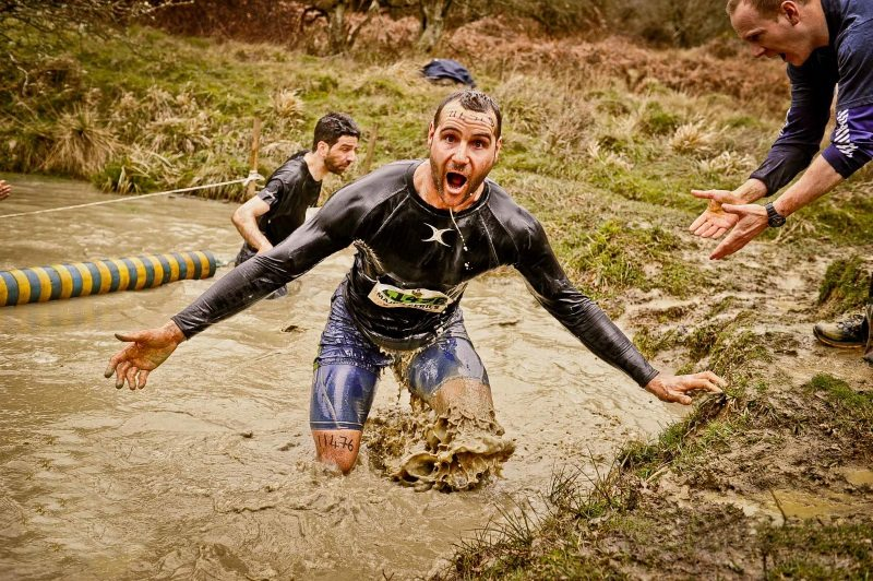 British Military Fitness obstacle race series - photo credit digitalnewsroom